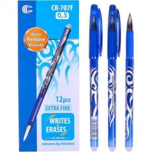 """Ручка """"С"""" """"пишет-стирает"""" синяя"""