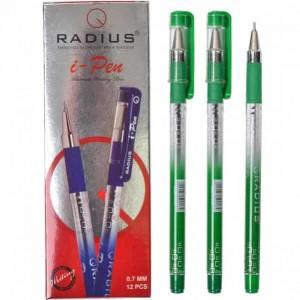 """Ручка """"I Pen"""" RADIUS з принтом, зелена"""