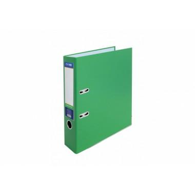 Папка-регистратор А4 LUX Economix, 70 мм, зеленый E39723 * -04