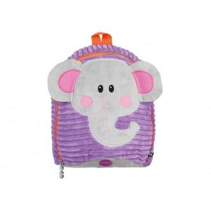 """Рюкзак дошкільний 12 """","""" Violet Elephant """"301 CF86114"""