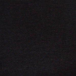 Фетр мягкий, черный, 21*30см
