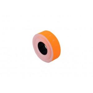 Этикетки-ценники 21х12 мм Economix, 1000 шт / рул., Оранжевые E21301-06