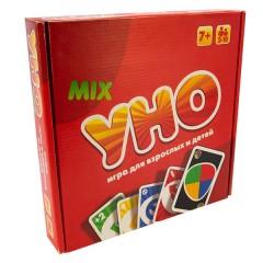 Гра 40256 (рос) УНО: ЛЮКС 2 в 1, в коробці 26-25-5 см
