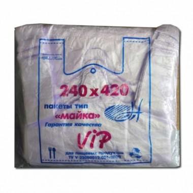 Пакет полиэтиленовый майка №2
