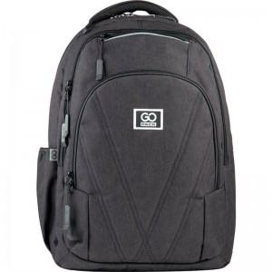 Рюкзак GoPack Сity 171-1 черный