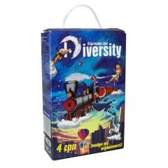 Настільна гра 30869 (укр) Diversity, в корці 18,7-12-4,5 см