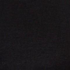 Фетр мягкий черный 21*30см