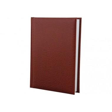 Ежедневник недатированный, SAHARA, коричневый, А6