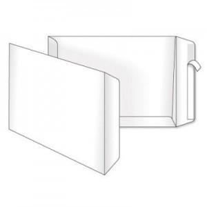 Конверт 324*229, белый, СКЛ, 0 0, кл. боковой