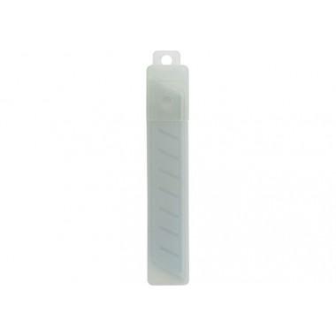 Лезвия сменные Economix к ножам 18 мм, 10 шт. E40516