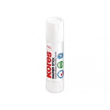 Клей-карандаш Kores Paper Stick 10г, PVP K17103