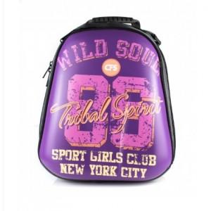 """Ранец школьный EVA фасад 15 """","""" Wild Soul """"730 CF85459"""
