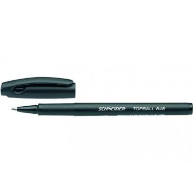 Роллер SCHNEIDER TOPBALL 845 0,3 мм, черный