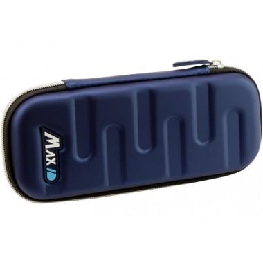 Пенал з тисненням, 1 відділення 6578-blue