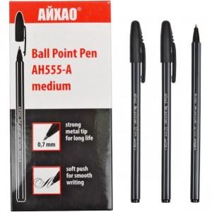 Ручка AH-555 АЙХАО чорна Original