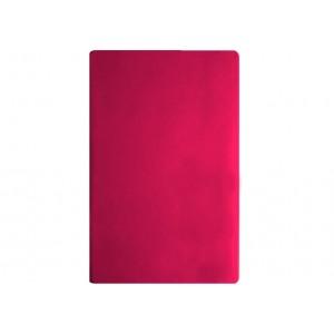 Деловой блокнот А5, Vivella, твердый переплет, белый нелинованные блок, розовый