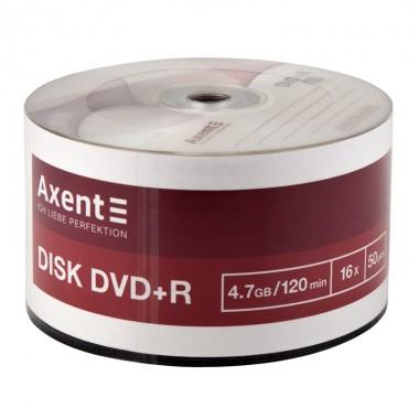 Компакт-диск DVD + R 4,7GB / 120min 16X, 50 шт, bulk