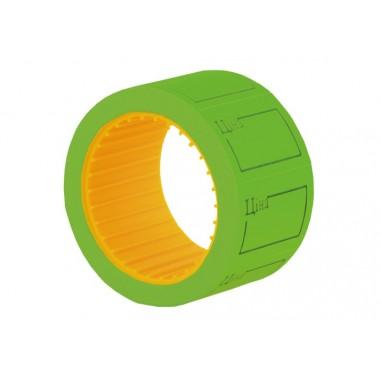 """Етикетки-цінники """"Ціна"""" 30х20 мм Economix, 200 шт / рул., Зелений E21306-04"""