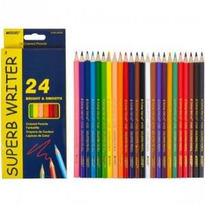 Олівець 4100/24 кольору MARCO