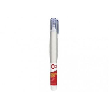 Коректор-ручка Optima, метал. кінчик, 10 мл