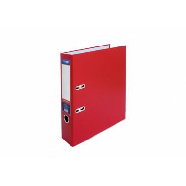 Папка-реєстратор Economix А4, 70 мм, червона