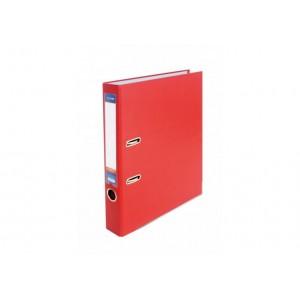Папка-регистратор А4 Economix, 50 мм, красная